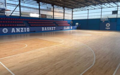 Home of Anzio Basket Club